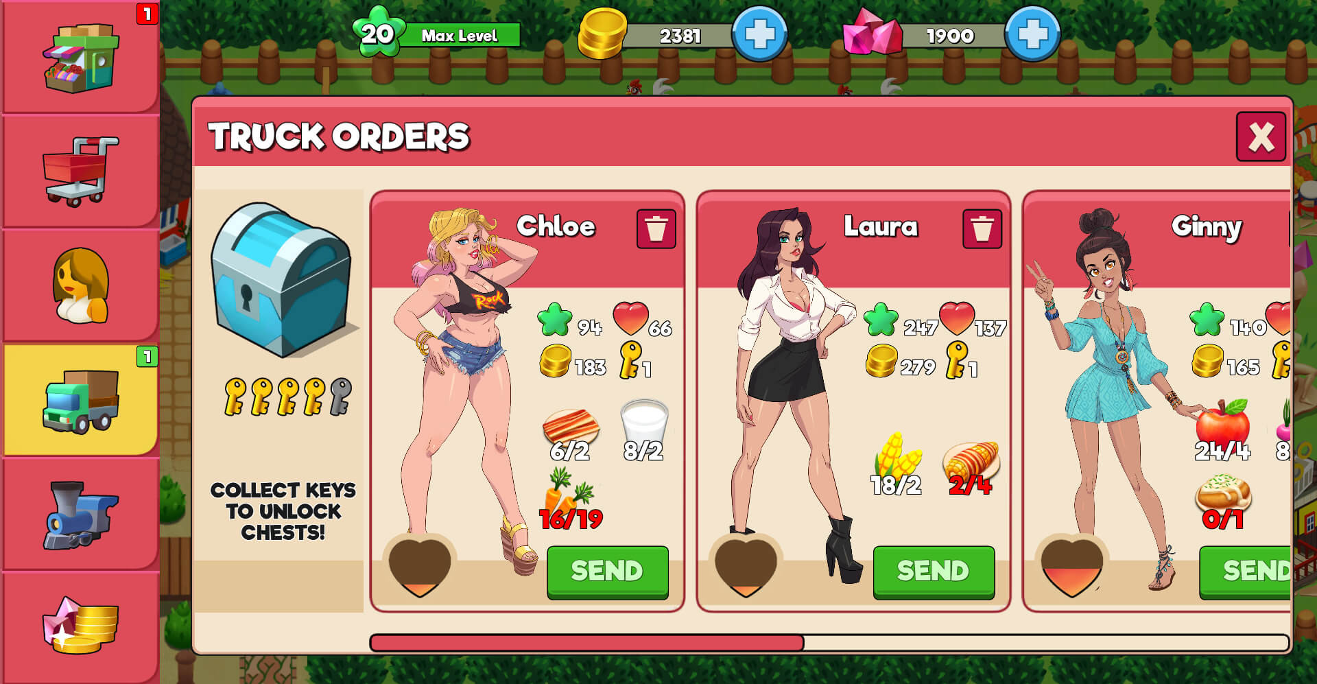 Booty Farm – Hack Get unlimited Coins and Crystals🍑NO MOD APK 2021